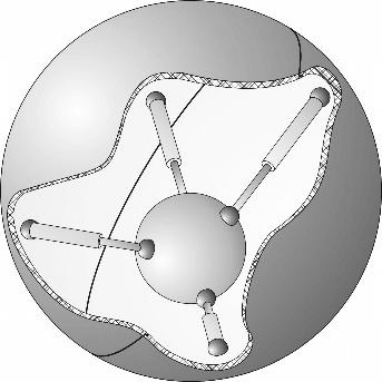 Робот-шар