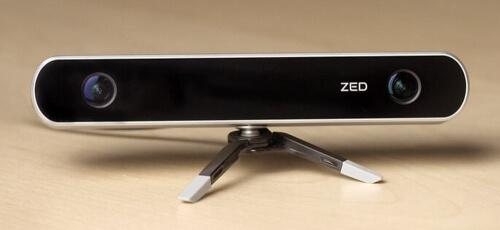 ZED камера