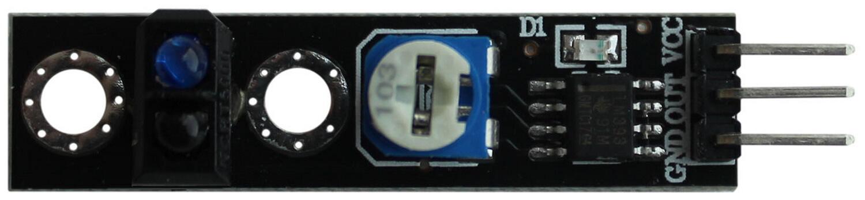 Датчик слежения за линией Arduino.