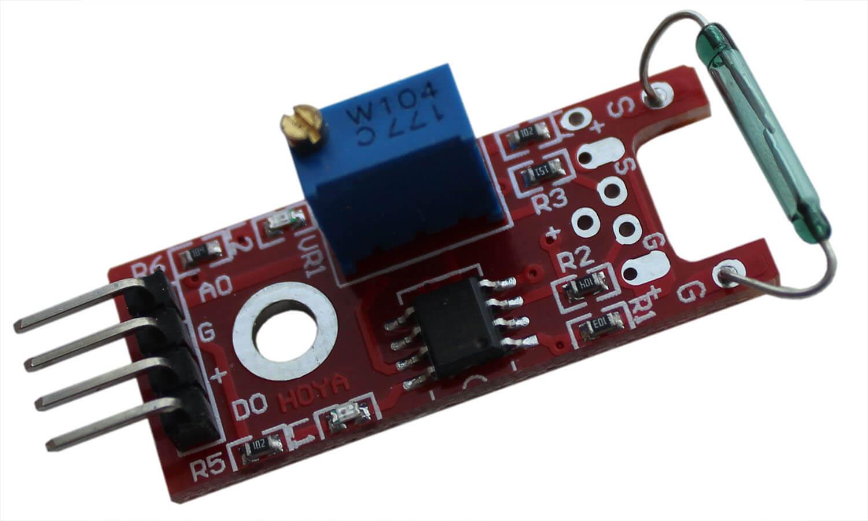 Модуль с герконом Arduino.