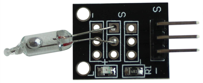 Модуль датчика наклона Arduino.