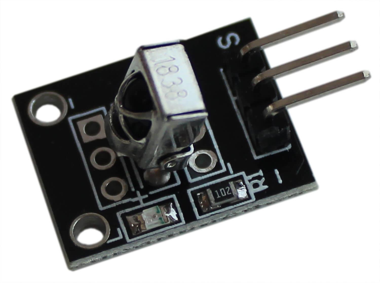 Модуль ИК приемника Аrduino.