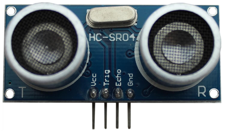 Ультразвуковой датчик расстояния Arduino.