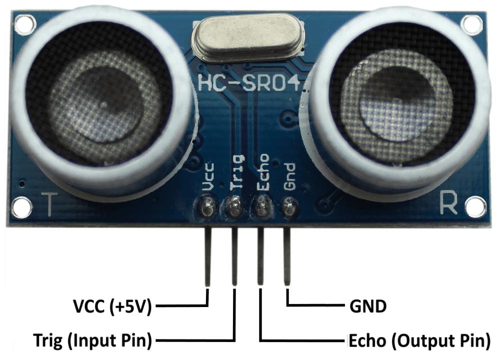 Распиновка модуля зуммера Arduino.