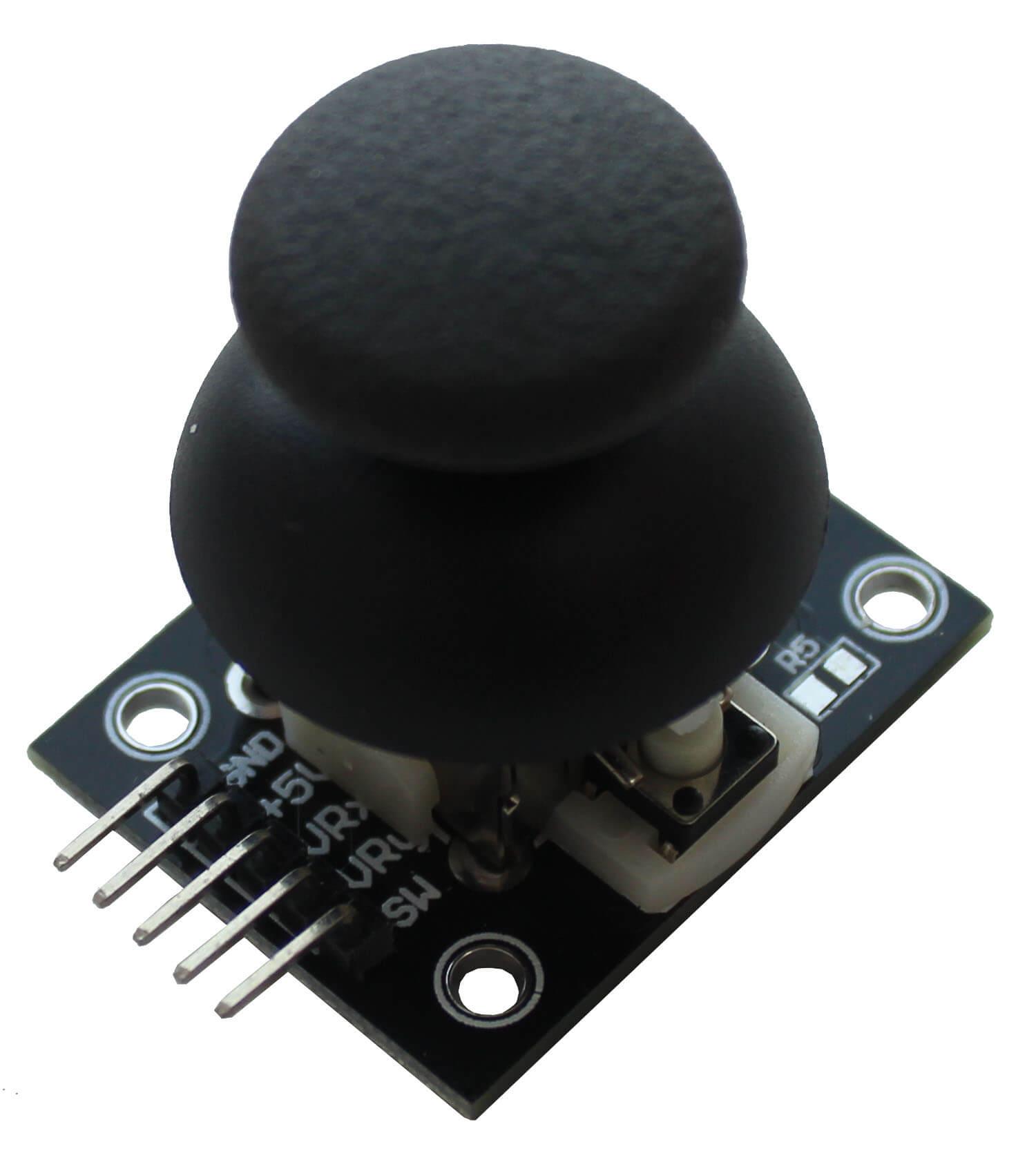 Модуль джойстика Arduino.